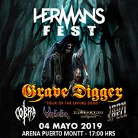 Hermans Fest 2019 Arena Puerto Montt - Puerto Montt