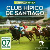 Jornada N°80 Club Hípico - Santiago