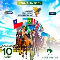 XXXV Longines Gran Premio Latinoamericano 2019 Club Hípico - Santiago