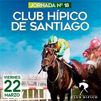 Jornada N°18 Club Hípico - Santiago