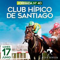 Jornada N°40 Club Hípico - Santiago