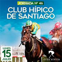 Jornada N° 46 Club Hípico - Santiago