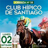 Jornada N° 58 Club Hípico - Santiago