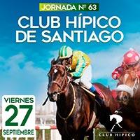 Jornada N° 63 Club Hípico - Santiago