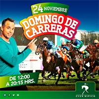 Domingo De Carreras Club Hípico - Santiago