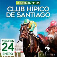 Jornada N° 6 Club Hípico - Santiago
