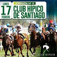 Jornada N° 11 Club Hípico - Santiago