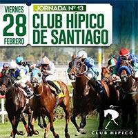 Jornada N° 13 Club Hípico - Santiago