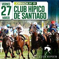 Jornada N°19 Club Hípico - Santiago