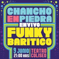 Chancho en Piedra Teatro Coliseo - Santiago