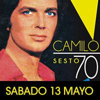 Camilo Sesto Movistar Arena - Santiago