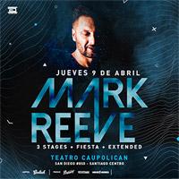 Mark Reeve Teatro Caupolicán - Santiago