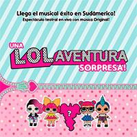 Lolaventura Sorpresa Teatro Jorge Peña Hen - La Serena