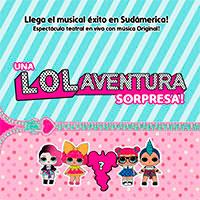 Lolaventura Sorpresa Teatro Municipal de Los Angeles - Los Ángeles