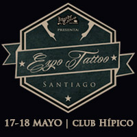 Expo Tattoo Santiago 2014 Club Hípico - Santiago