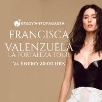 Francisca Valenzuela Enjoy Antofagasta - Antofagasta