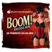 """""""Boom"""" Enjoy Antofagasta - Antofagasta"""