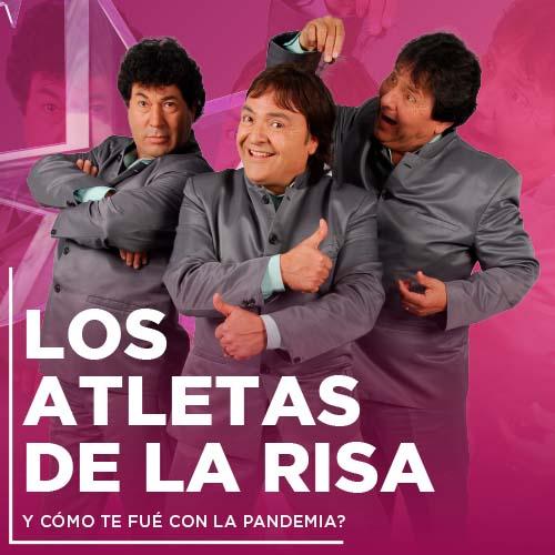 Los Atletas de la Risa Enjoy Antofagasta - Antofagasta
