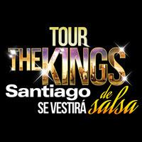 Tour The Kings Movistar Arena - Santiago