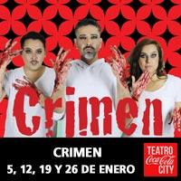 Crimen Teatro Coca-Cola City - Providencia