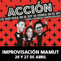 Improvisación Mamut Teatro Coca-Cola City - Providencia