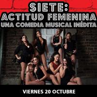 Siete Teatro Coca-Cola City - Providencia