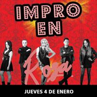 Impro en Rosa Teatro Coca-Cola City - Providencia