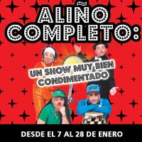 Fusión Humor Aliño completo Teatro Coca-Cola City - Providencia