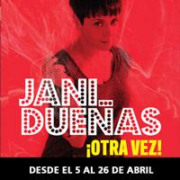 Jani Dueñas Teatro Coca-Cola City - Providencia