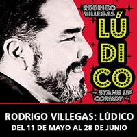 Rodrigo Villegas Teatro Coca-Cola City - Providencia