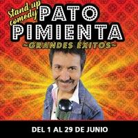 Pato Pimienta Teatro Coca-Cola City - Providencia
