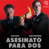 Asesinato para dos Teatro Coca-Cola City - Providencia