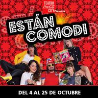Estan Comodi Teatro Coca-Cola City - Providencia
