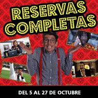 Reservas Completas Teatro Coca-Cola City - Providencia