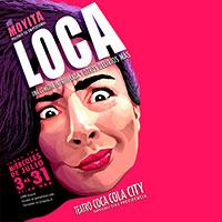 Loca Moyita Teatro Coca-Cola City - Providencia