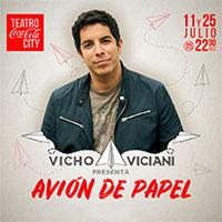 Vicho Viciani Teatro Coca-Cola City - Providencia