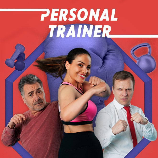 Personal Trainer Streaming Punto Play - Santiago