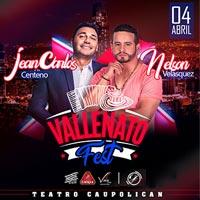 Vallenato Fest Teatro Caupolicán - Santiago