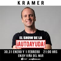 Stefan Kramer Enjoy Viña del Mar - Viña del Mar