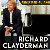 Concierto Richard Clayderman Teatro Oriente - Providencia