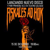 Fiskales AD-Hok Teatro Coliseo - Santiago