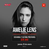 La Feria presenta: Amelie Lens La Feria - Providencia