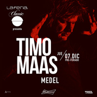 La Feria presenta: Timo Maas La Feria - Providencia