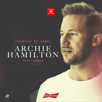 La Feria presenta: Archie Hamilton La Feria - Providencia