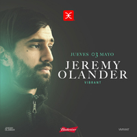 La Feria presenta: Jeremy Olander La Feria - Providencia