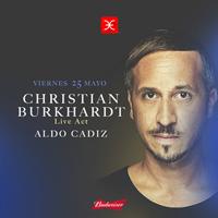 La Feria presenta: Christian Burkhardt La Feria - Providencia