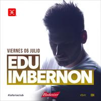 La Feria presenta: Edu Imbernon La Feria - Providencia