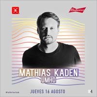 La Feria presenta: Mathias Kaden La Feria - Providencia