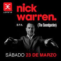 Nick Warren: La Feria La Feria - Providencia