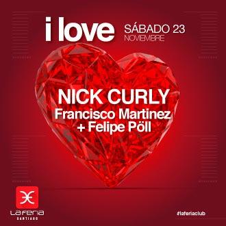 23 de noviembre 2019 - Nick Curly